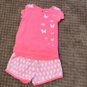 Girls summer outfit